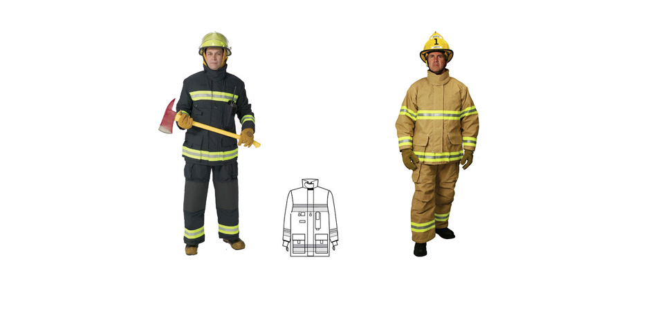 Bristol + Quaker turnout gear